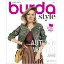 Stof van en voor Burda Style Modellen
