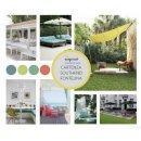 Sunproof voor loungekussens, bankbekleding, bootkussens, tuinkussens, parasols, schaduwdoeken etc.