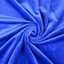 Nicki-Fleece uni Veel kleuren Rekbaar