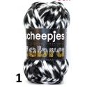 Tijger, Koe en Zebra Scheepjeswol div