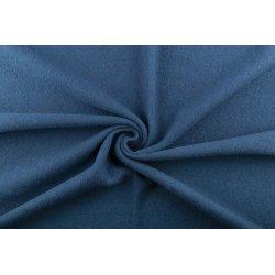 Wol gekookt uni blauw Nooteboom 04578 324