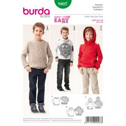 Burda 9407