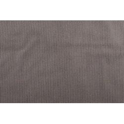 Gabardine met kleine strepen grijs 10271 063