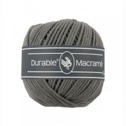 Durable Macrame grijs antraciet 010.74 kleur 2235