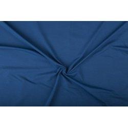 Tricot Uni Katoen/Elastan blauw 006
