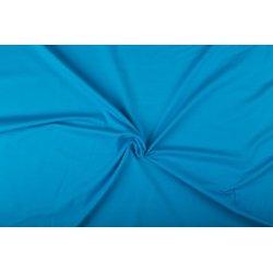 Tricot Uni Katoen/Elastan blauw 104