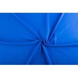 Tricot Uni Katoen/Elastan blauw 105