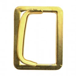 Gesp metaal goud of koper 25-30 of 40 mm