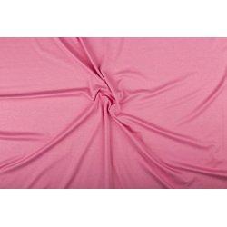 Tricot/Jersey Viscose Elastan Uni roze 02194 013