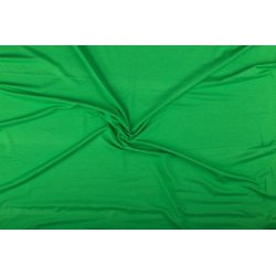 Tricot/Jersey Viscose Elastan Uni groen 02194 025
