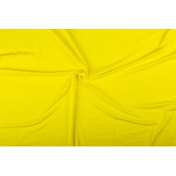 Tricot/Jersey Viscose Elastan Uni geel 02194 133