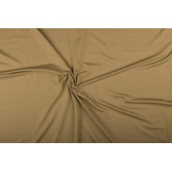 Tricot/Jersey Viscose Elastan Uni beige 02194 152