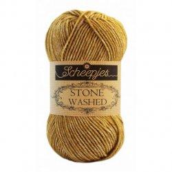 Stone Washed. Pendikte 3-3,5 mm. Kleur 832 Enstatite Scheepjeswol