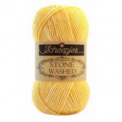 Stone Washed. Pendikte 3-3,5 mm. Kleur 833  Beryl Scheepjeswol