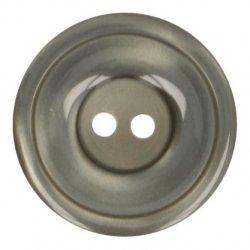 Knoop Bottoni Italiani 4348 002 grijs 6 groottes