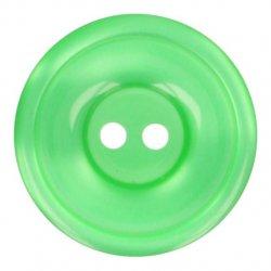 Knoop Bottoni Italiani 4348 496 groen keuze uit 5 groottes