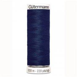 Alles naaigaren Gutermann 200 mtr. kleur 11 blauw
