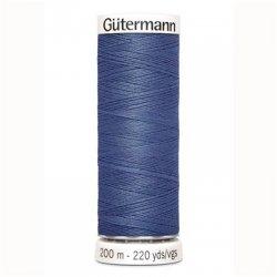 Alles naaigaren Gutermann 200 mtr. kleur 112 blauw