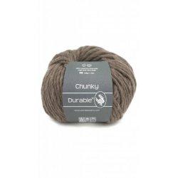 Durabel Chunky 2229 Chocolat 100% scheerwol
