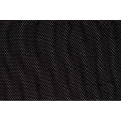 Jersey met stip 11196 zwart 069