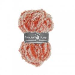 Durable Furry kleur 2239 oranje