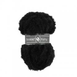 Durable Furry kleur 325 zwart