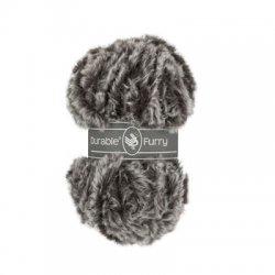 Durable Furry kleur 412 bruin