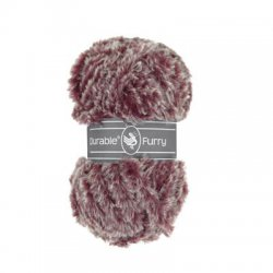 Durable Furry kleur 414 bruin