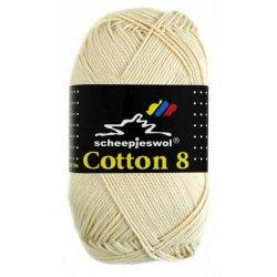 Cotton 8 Scheepjeswol. Kleur 501