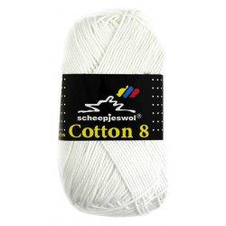 Cotton 8 Scheepjeswol. Kleur 502