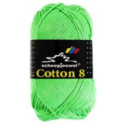 Cotton 8 Scheepjeswol. Kleur 517