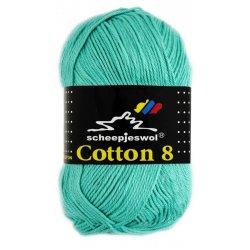 Cotton 8 Scheepjeswol. Kleur 665