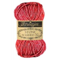 Red Jasper kleur 847 Stone Washed XL Scheepjeswol
