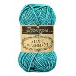 Green Agate kleur 855 Stone Washed XL Scheepjeswol