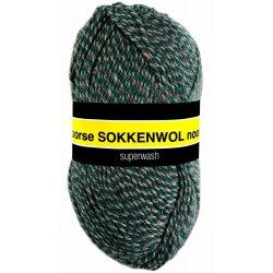 Noorse Sokkenwol. Pendikte 3-4 mm. Kleur 6853. Scheepjeswol.