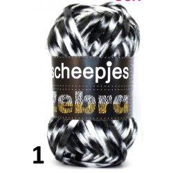 Zebra Zwart Scheepjeswol