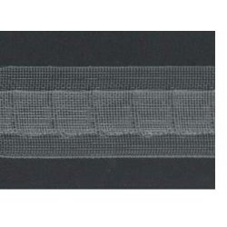 Gordijnplooiband Transparant