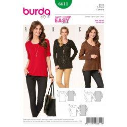 Burda 6611