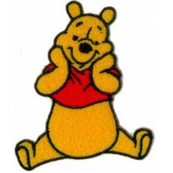 Applic. Winnie Pooh armen aan de wangen