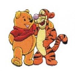 Applicatie Pooh en Tijgertje