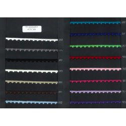 Mini balletjesband 5mm per rol van 25 mtr.