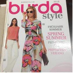 Burda Style Voorjaar/Zomer 2016