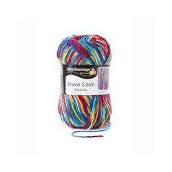 Bravo Colour Schachenmayr 50 gram kleur 80