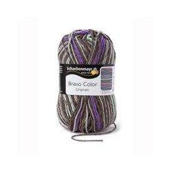 Bravo Color Schachenmayr 50 gram kleur 2107
