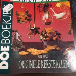 Boekje Originele Kerstballen