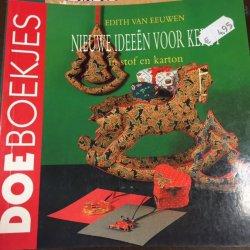 Boekje Nieuwe Ideeën voor Kerst