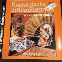 Boekje Nostalgische Uitklapkaarten in een Modern Jasje