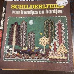 Boekje Schilderijtjes van Bandjes en Kantjes
