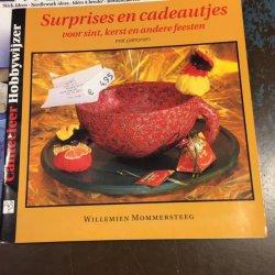 Boekje Suprises en Cadeautjes