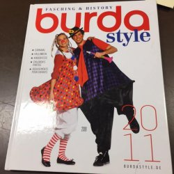 Burda Carnaval Inspiratie Showboek 2011